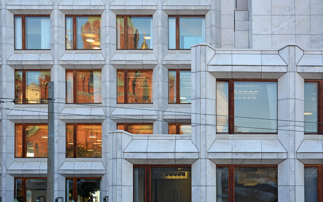 glass facade design modern architecture photography helsinki
