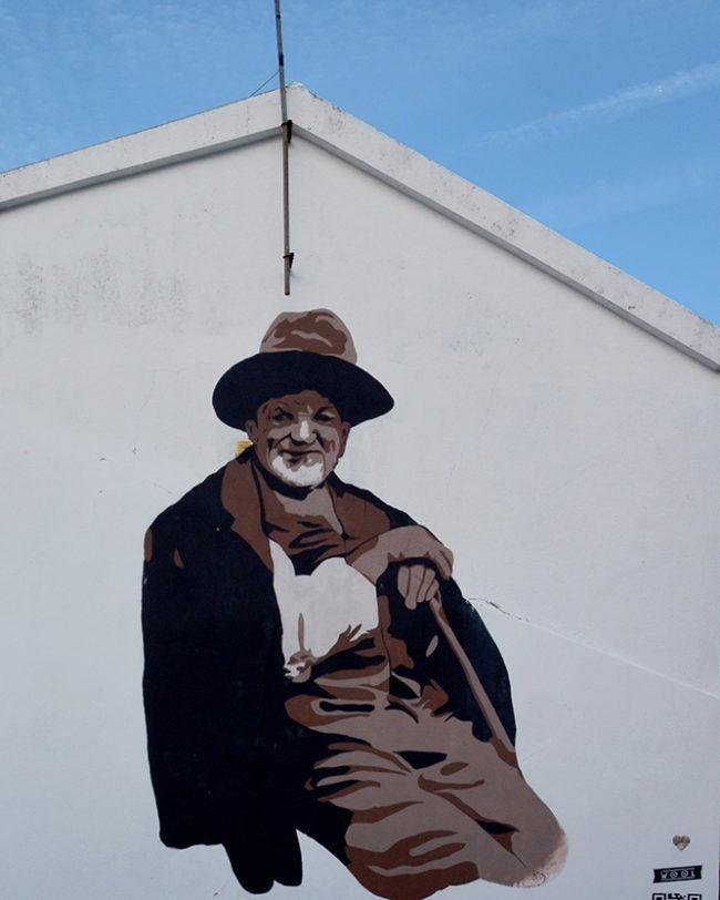 street art portugal portugalia saudade lacunna anna marcinkiewicz