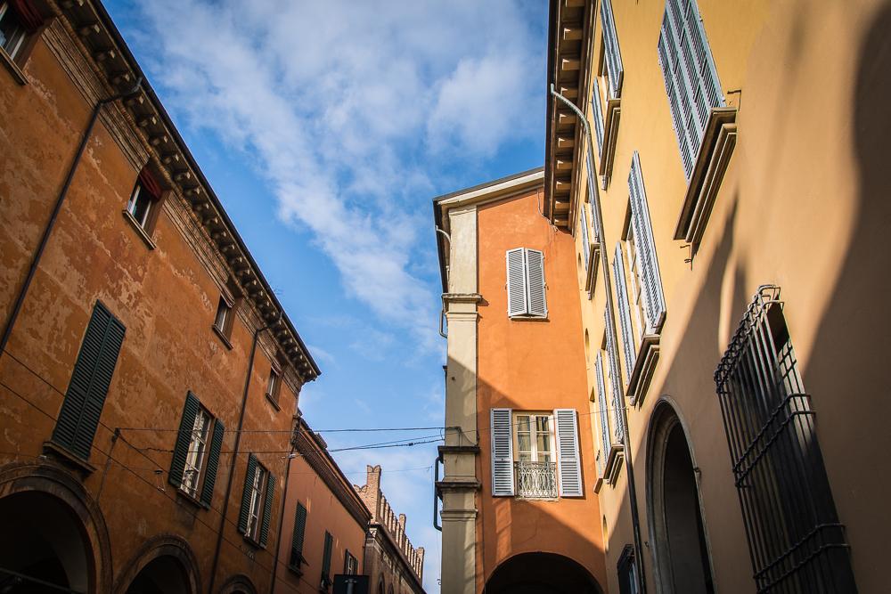 architektura bolonii włochy architecture of bologna italy lacunna anna marcinkiewicz